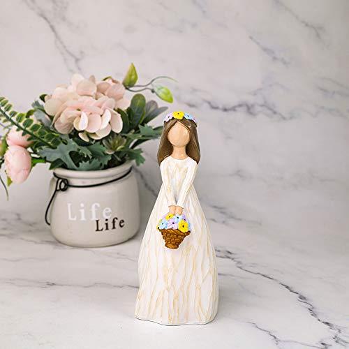 Yiwa cartoon elf vorm pop taart topper voor thuis bruiloft verjaardag party decoratie handwerk