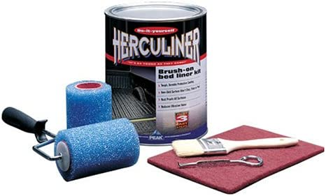 Herculiner HCL1W8 Brush on Bed Liner Kit product image