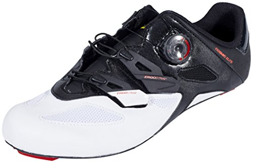 Mavic Cosmic Elite - Zapatillas - Blanco/Negro Talla 44 2/3 2018