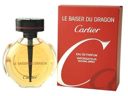 Cartier Le Baiser Du Dragon femme/woman, Eau de Parfum, Vaporisateur / Spray, 30 ml