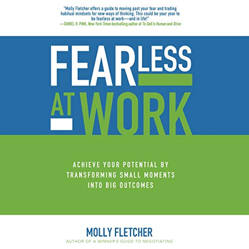 Fearless at Work Audiobook By Molly Fletcher cover art
