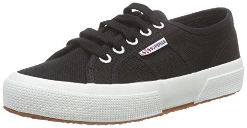 Superga 2750 Cotu Classic, Sneaker Unisex - Adulto, Nero (F83), 39 EU