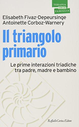Il triangolo primario. Le prime interazioni triadiche tra padre, madre e bambino