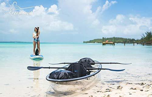 Crystal Kayak Crystal Explorer - Transparent Kayak/Canoe by The Company