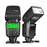 Voking VK550 ETTL Slave Mode Flash Manual Speedlite for Canon EOS Rebel T7 T7i T6i T6s T6 T5i T5 T4i T3i 5DS 5DSR 5S...