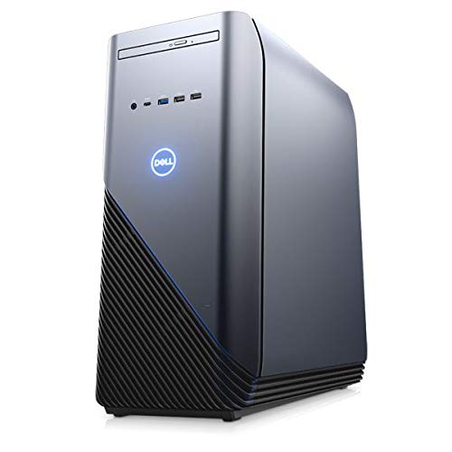 Dell Inspiron 5680 Gaming Desktop, Intel Core i5-8400, 8GB RAM, 128GB SSD+1TB SATA, 3GB NVIDIA GeForce GTX 1060, DVD-RW, Dell 1 YR WTY + EuroPC Warranty Assist, (Renewed)