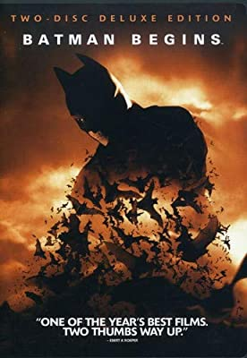 Batman Begins (Two-Disc Deluxe Edition) from Warner Home Video