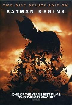 Batman Begins  Two-Disc Deluxe Edition