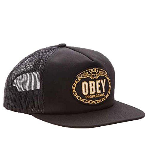 OBEY Herren Kappe Chains Trucker Cap