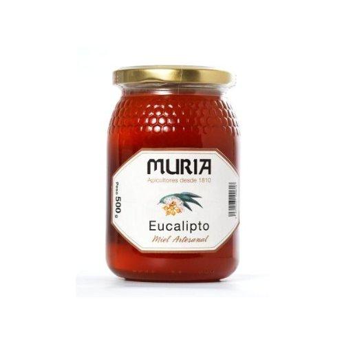 MIEL EUCALIPTO 500GR