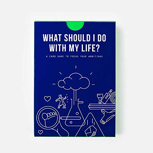 The School Of Life What Should I DO with My Life? | KARTENSPIEL | Englische Edition