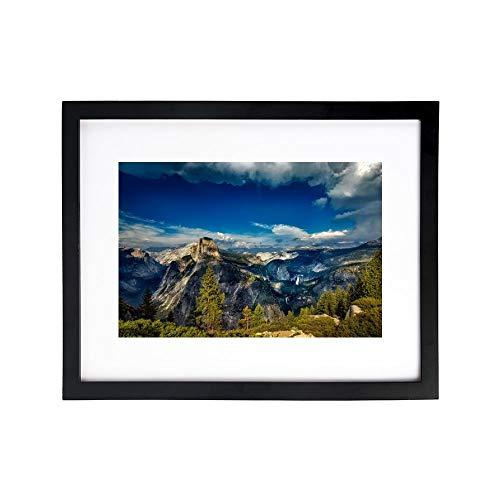 Yosemite Nationalpark-Landschaft Kalifornien Wandkunstdruck, Gemälde für Wand und Zuhause, 30 x 40 cm