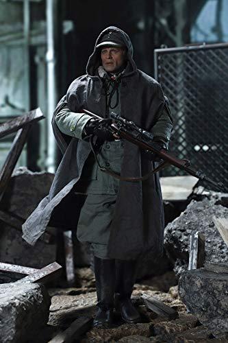 Soldado Macho 1/6 Francotirador Alemán De Stalingrado Figura De Acción Mayor Corning 2.0 Edición del Décimo Aniversario para Fans