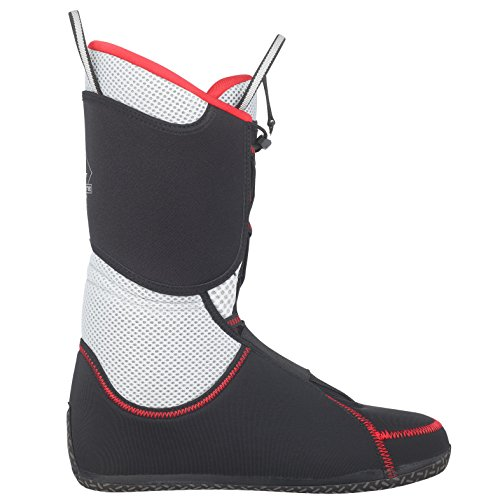 Scott heren ski binnenschoen Inner Liner PWR Lite High Black/Red 29,5
