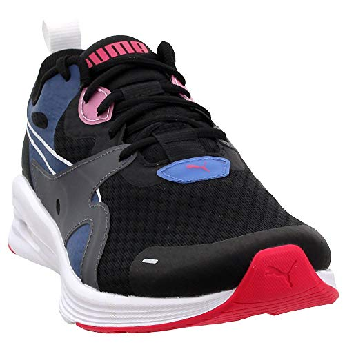 PUMA Womens Hybrid Fuego Running Casual Shoes, Black, 11