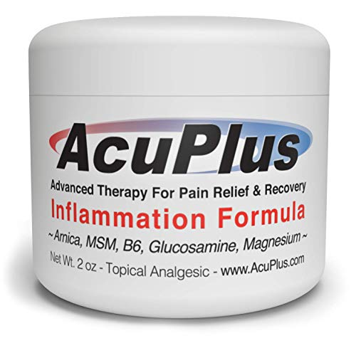AcuPlus Pain Relief Cream - Advanced Therapy for Relief and Recovery...