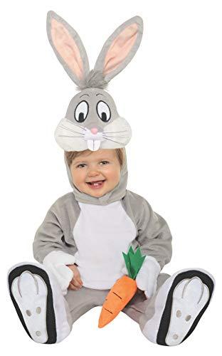 Rubie`s Kinder Kostüm Bugs Bunny (881539-T)