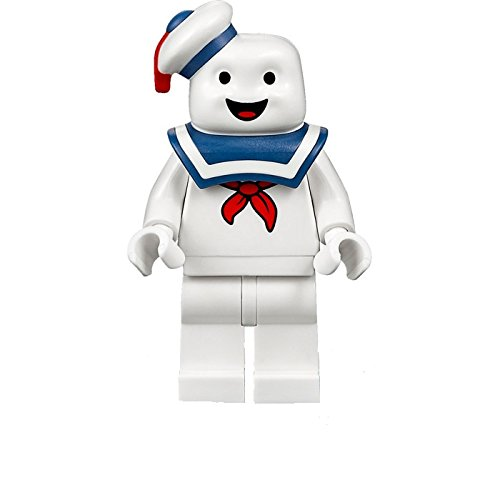 Figure only LEGO® Ghostbusters™ Stay Puft marshmallow Man