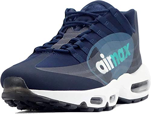 Nike Jungen Unisex Baby Cortez Nylon (TDV) Sneaker, Schwarz, 17 EU
