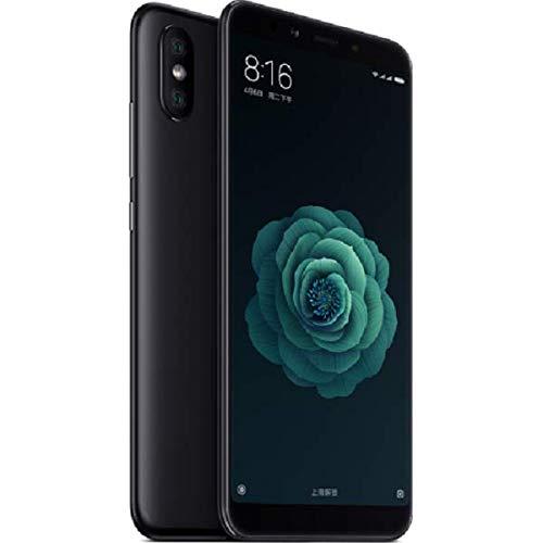 """Xiaomi MI A2 - Smartphone DE 5.9"""" (Qualcomm Snapdragon 660 a 2.2 GHz, RAM de 4 GB, Memoria de 64 GB, cámara Dual de 12/20 MP, Android) Color Negro [Versión española]"""