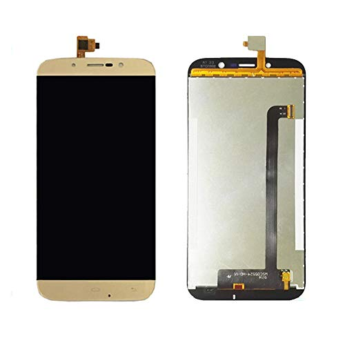 JayTong LCD Display & Replacement Touch Screen Digitizer Assembly with Free Tools for UMI Rome X Gold