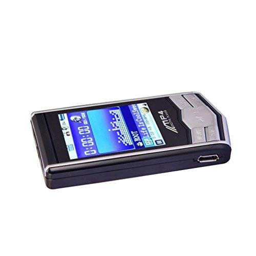 prasku HiFi Sound 1.8'LCD 32 GB MP4 Reproductor de Video Musical MP3 para Entretenimiento