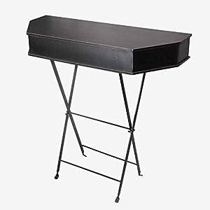 Better & Best 0850014 - Consolle decorativo in legno e ferro, unico