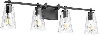 Sponsored Ad - Aipsun Industrial Bathroom Vanity Light Black Vintage Bathroom Lighting Fixtures Vanity Light Fixtures for ...