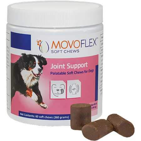 MovoFlex Joint Support for Dogs Large (60 Soft Chews)