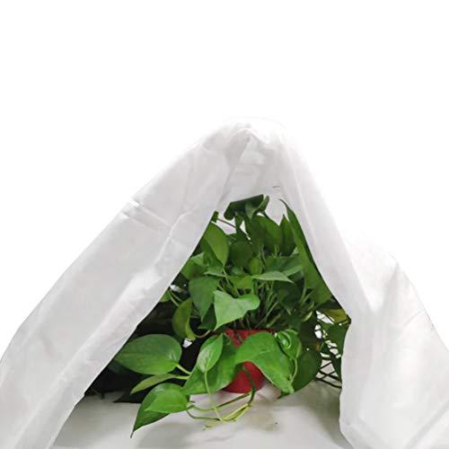 J-ouuo Pflanzenfrostschutzabdeckungen Pflanzenschutzmittel Wintergarten Pflanzenschutz Wiederverwendbare Pflanzenabdeckung