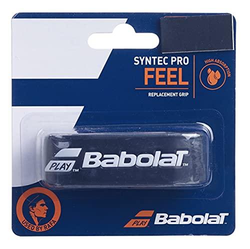 Babolat Syntec Pro X 1 Accesorio Raqueta de Tenis, Unisex Adulto, Negro, Talla Única