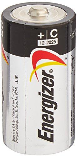 EVEE93BP2CT - Energizer Max Alkaline C Batteries