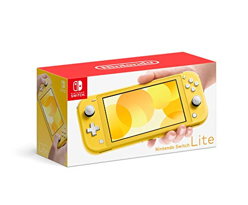 Nintendo Switch Lite Yellow - Amarelo