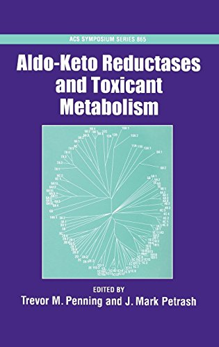 Aldo-Keto Reductases and Toxicant Metabolism PDF Books