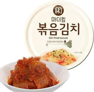 炒めキムチ(160g×10缶) 韓国直送 キムチ缶つまみ サラダ や 炒め物 にオススメ!