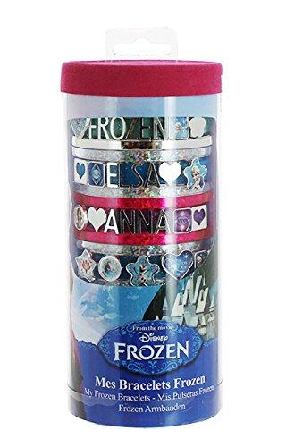 Disney Reine des Neiges - T15250 - Tube Bracelets Frozen