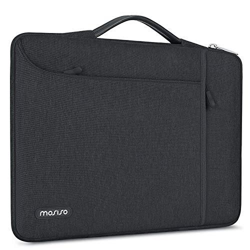 MOSISO 360 Protettiva Laptop Ventiquattrore Custodia Borsa...