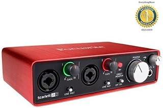 Amazon com: 24 Bit - Audio Interfaces / Computer Recording: Musical