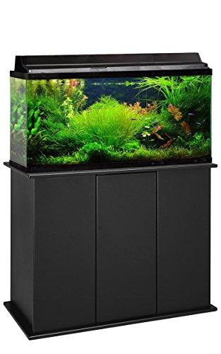 Aquatic Fundamentals 16501, 50 Gallon Aquarium Stand, Black