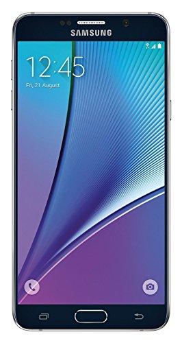 Samsung Galaxy Note 5 32GB N920P Sprint - Sapphire Black (Renewed)