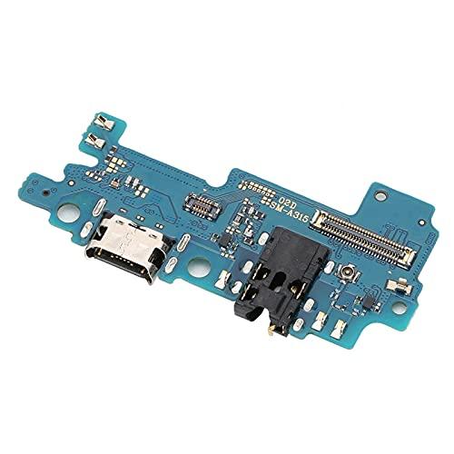 Tomanbery Conector de Placa de Carga USB portátil Fácil de Instalar Corte preciso Estable para Cargador USB Conector de Base de Puerto de Carga