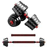 Dumbbells Barbell Weight Set Adjustable Adjustable Weights Set Gym Barbell Bar Barbell Set