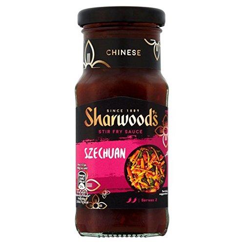 sharwood' S Spicy Tomato & Szechuan Stir Fry Padella 195g