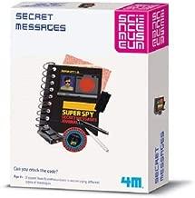 4M 4131SM Science Museum Secret Message Kit