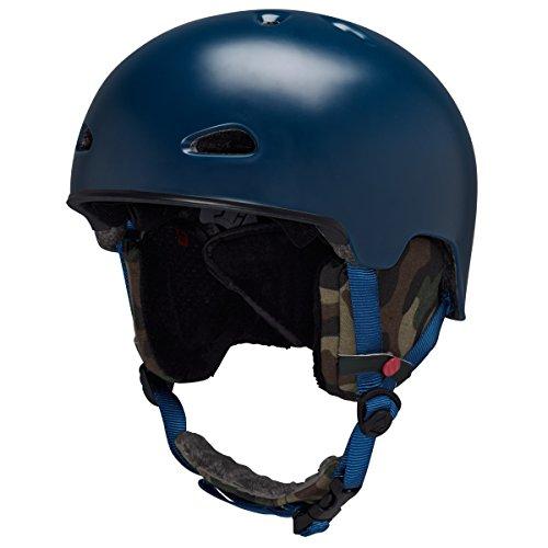 Pro-Tec Commander Casque de Ski/Snowboard Bleu Foncé Taille XL