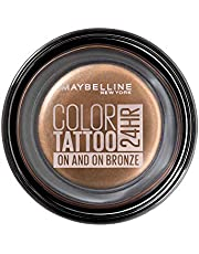Maybelline New York Color Tattoo 24Hr Krem Göz Farı, 35 On And On Bronze, Bronz