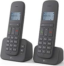 "Sinus 40318193 ""CA 37"" Duo Schnurlostelefon (Dot-Matrix-Display,.."
