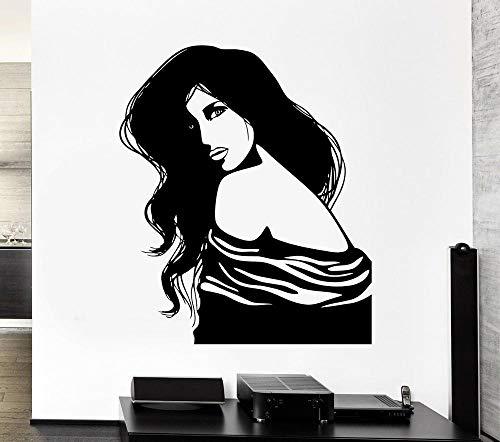 yaonuli fotobehang slaapkamer meisjes mooie vrouw vinylwand decoreren schoonheidssalon