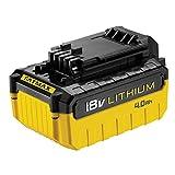 STANLEY FATMAX FMC688L-XJ - Batería de litio 18V de 4Ah