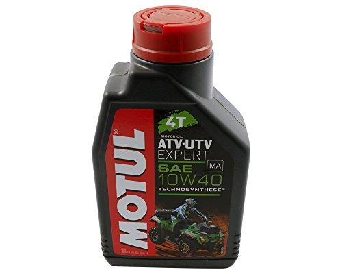 Olio motore MOTUL 10W di 40Power ATV 4tempi 1litri